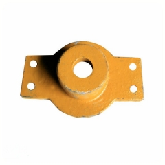 Caterpillar E320 excavator track adjuster of yoke