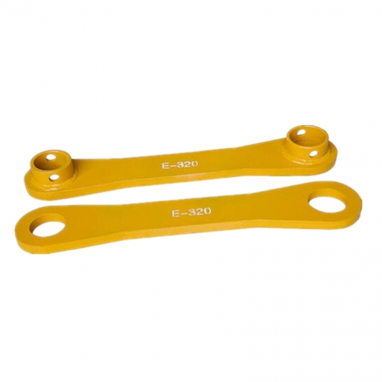 Caterpillar excavator parts link rod