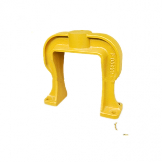hitachi EX200 excavator track adjuster of yoke