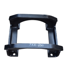 Hitachi ZAX250 Track link Guard