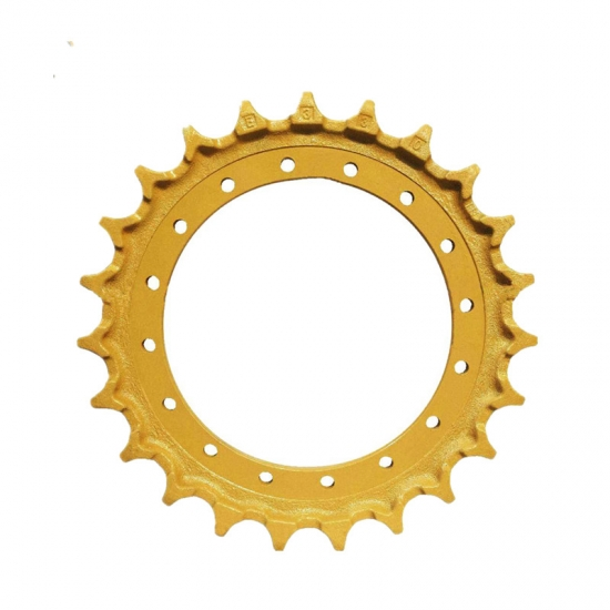 Excavator E330 drive sprocket for undercarriage parts