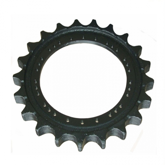 drive wheel rims R290 excavator sprocket
