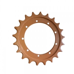 Hitachi EX30 excavator sprocket