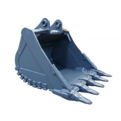 EC350 excavator spare parts rock bucket