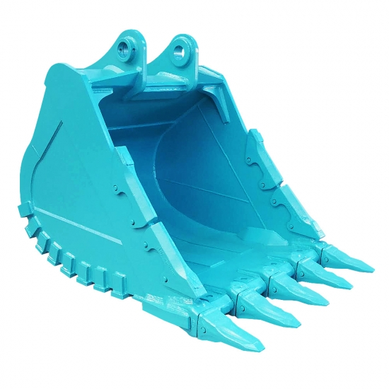 SK330/SK350/SK380 excavator spare parts rock bucket