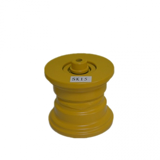 SK15 Top Sale small Roller Track Systems Guide Rollers For mini kobelco Excavator
