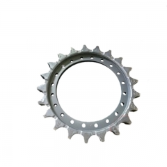 Kobelco SK300 wheel sprocket parts