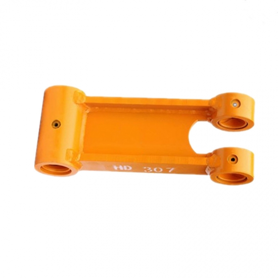 kato HD307 excavator parts bucket linkage