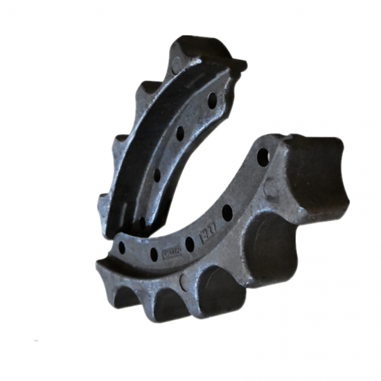 D4H sprocket and segment