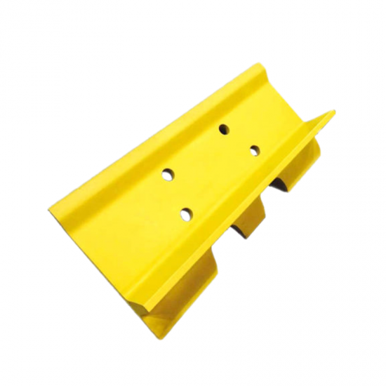 D4D bulldozer undercarriage track shoes