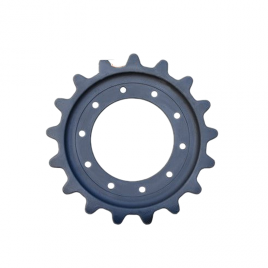 CAT299 sprocket and segment