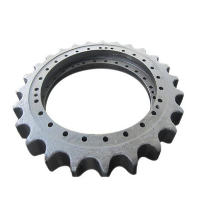 Caterpillar excavator sprocket